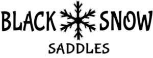 Black Snow Saddles Logo