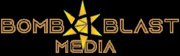 Bomb Blast Media Logo